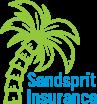 Sandscript logo brighter